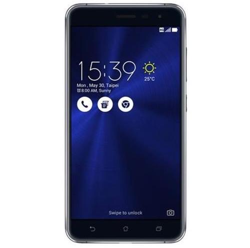 "Smartphone 5.2"" Asus Zenfone 3 ZE520KL Dual SIM Bleu - Full HD, Snapdragon 625, RAM 4Go 64Go"
