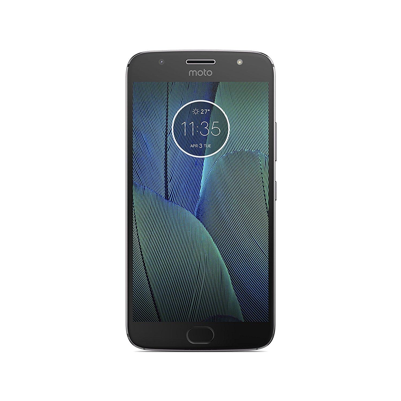 "Smartphone 5.5"" Motorola Moto G5S Plus - Full HD, Snapdragon 625, 3 Go RAM, 32 Go ROM, Double SIM"