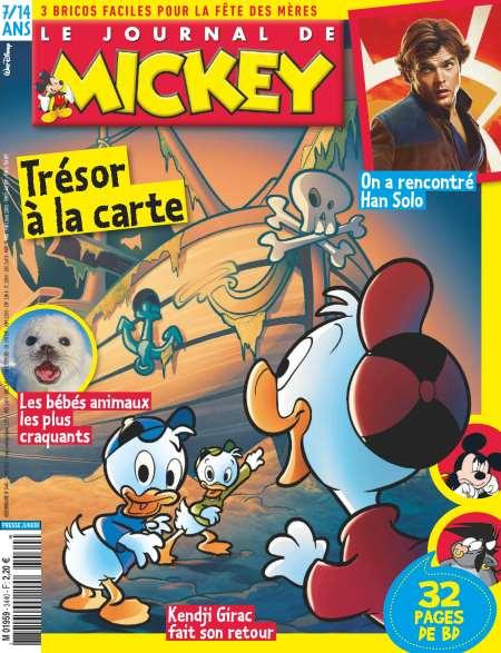 20€ de réduction dès 40€ d'achats - Ex : 30 numéros du journal de Mickey à 29€90