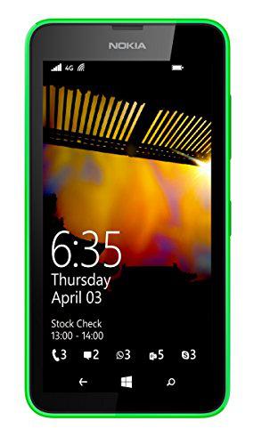 "Smartphone 4,5"" Nokia Lumia 635 4G Vert"