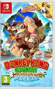 Donkey Kong Country: Tropical Freeze sur Nintendo Switch