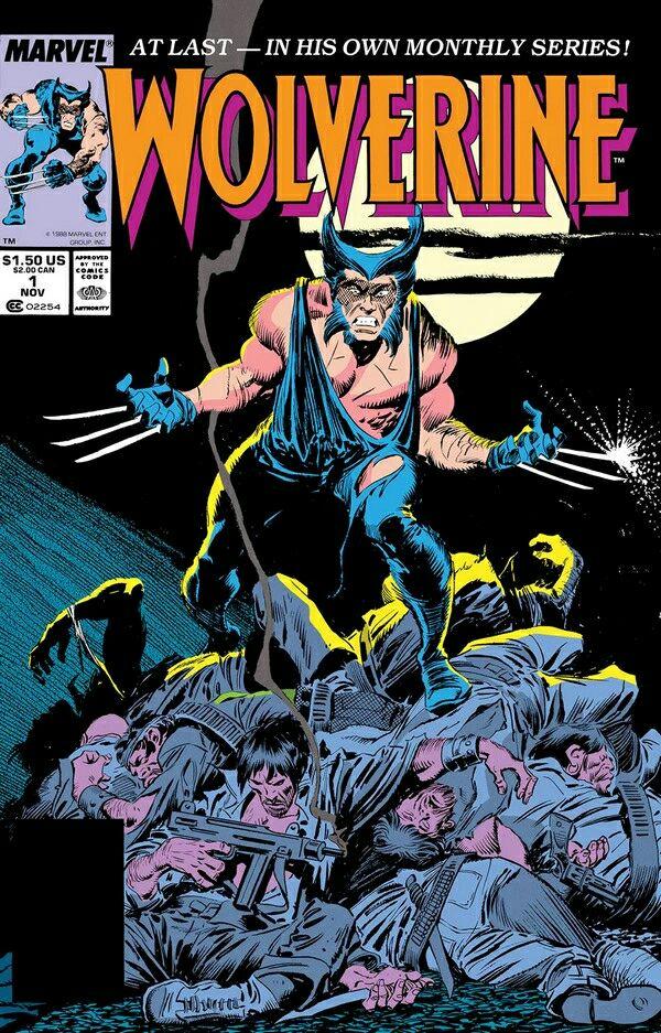 Lot de 3 comics Wolverine parmi une sélection - en anglais (frais de port compris)