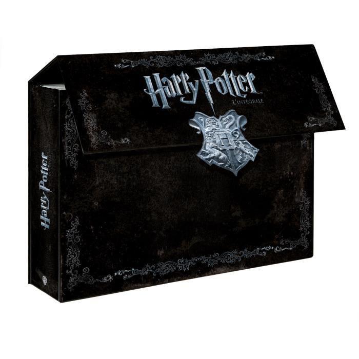 Coffret intégrale Harry Potter DVD 8 films