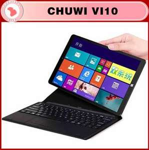 "Tablette 10.6"" Chuwi Vi10 (Windows 8.1 + Android 4.4, Intel Z3736F 2.13GHz)"