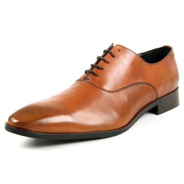 Promotion sur une sélection de chaussures en cuir Alain Manoukian pour hommes - Ex: Richelieu Melvin