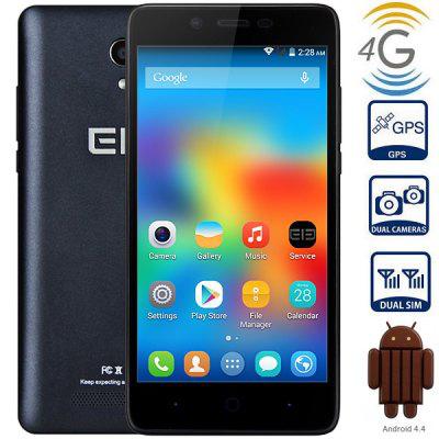 "Smartphone 5"" Elephone P6000 4G LTE blanc (Quad-core, HD, 4G, 2 Go Ram, 16 Go)"