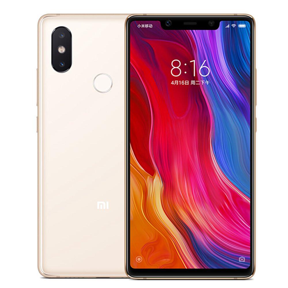 "[Précommande] Smartphone 5.88"" Xiaomi Mi8 SE Or - Snapdragon 710, 4 Go RAM, 64 Go ROM, 4G (Sans B20)"