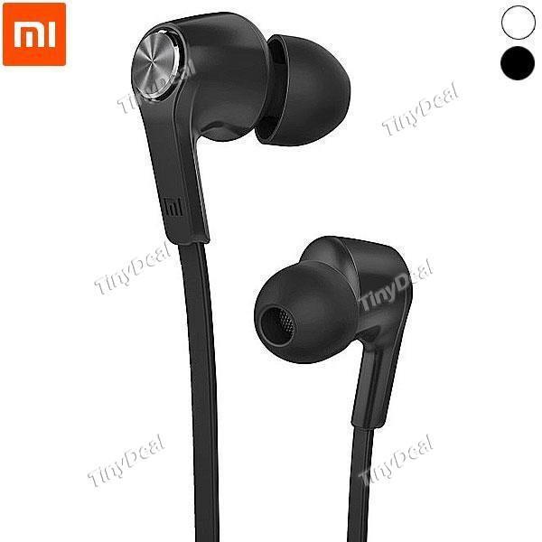 Ecouteurs intra-auriculaire Xiaomi Piston - Youth Edition - Noir ou Blanc