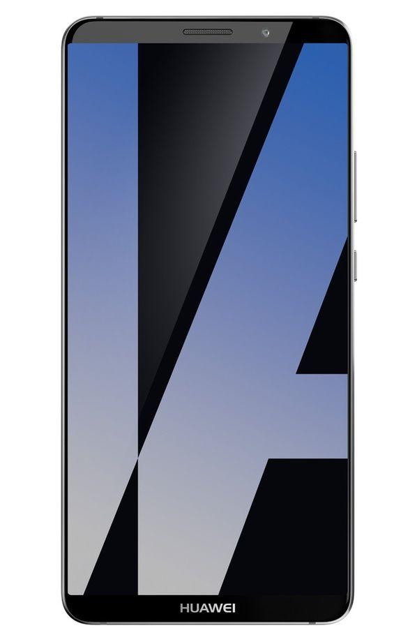 "Smartphone 6"" Huawei Mate 10 Pro - Kirin 970, RAM 6Go, 128Go, Android 8.0 (Via Click&Collect contre Reprise d'un Ancien Téléphone)"