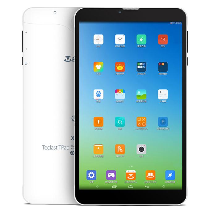 """Tablette 7"""" Teclast X70 3G (Intel SoFIA Quad Core, Android 4.4)"""