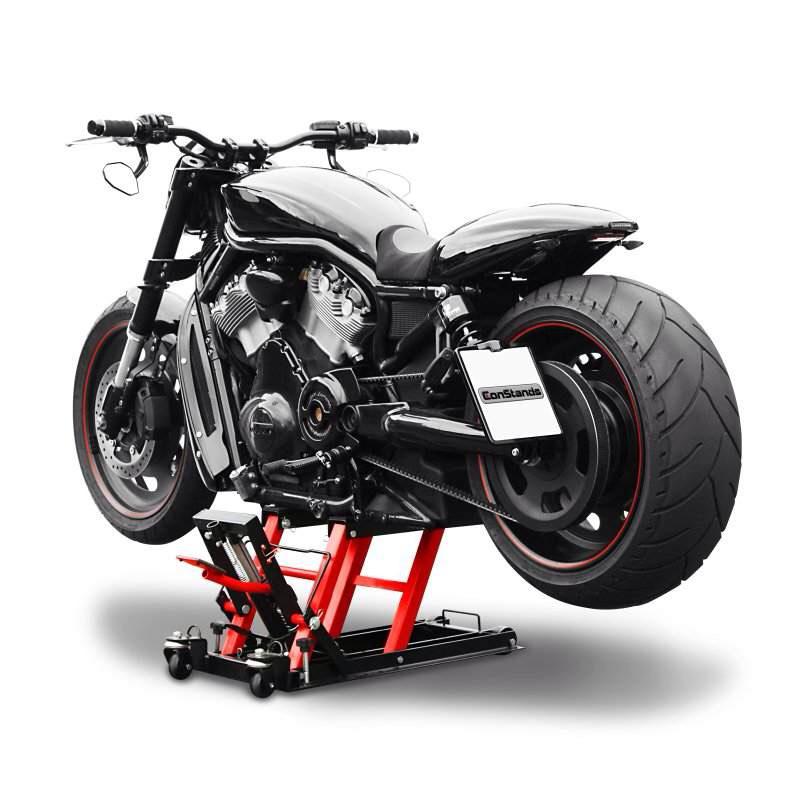 Béquille d'atelier cric moto ConStands Mid-Lift L (jusqu'à 680 kgs)