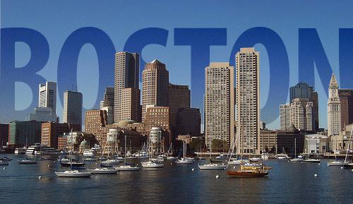 Vols A/R Paris <-> Boston entre Nov 2018 et Fev 2019 à partir de 193€