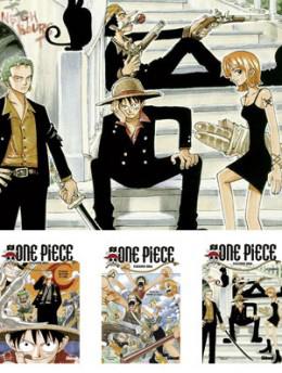 2 tomes One Piece achetés = Le 3ème offert parmi une sélection, soit les trois