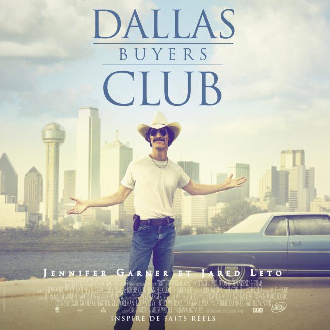 Film Dallas Buyers Club (2013) Visionnable Gratuitement en Streaming (Dématérialisé - VF ou VO - arte.tv)