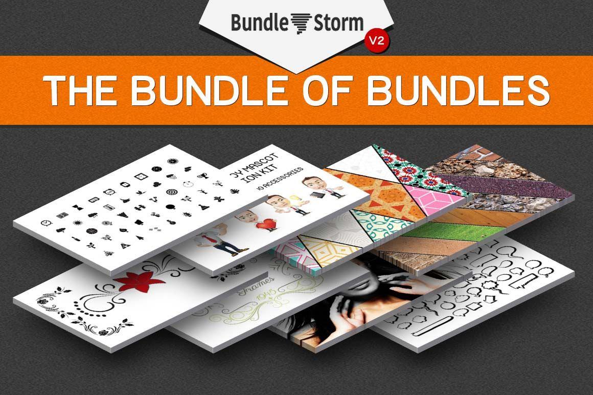 Bundle d'items graphiques Storm V2 gratuit sur PC et Mac (Dématérialisé)