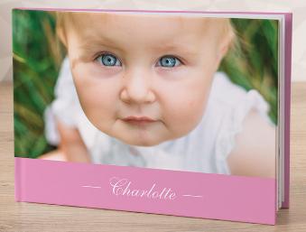 9.99€ sur de réduction sur les livres photo - Ex : Livre photo A5 21 x 14 cm gratuit / Frais de port inclus