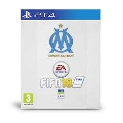 FIFA 18 Olympique de Marseille sur PS4