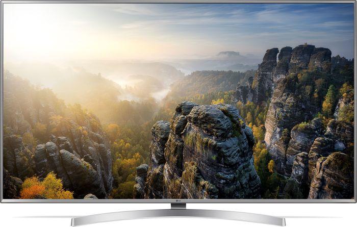 """TV 55"""" LG 55UK6950 - LED, 4K UHD, HDR, Smart TV (via ODR de 100€)"""