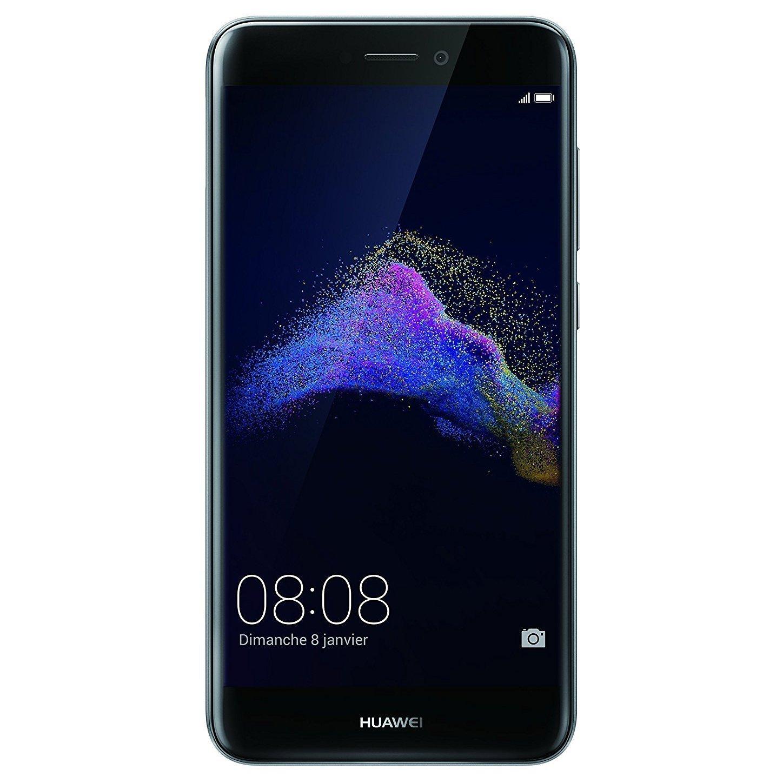 "Smartphone 5.2"" Huawei P8 Lite (2017) - full HD, Kirin 655, 3 Go de RAM, 16 Go, noir"