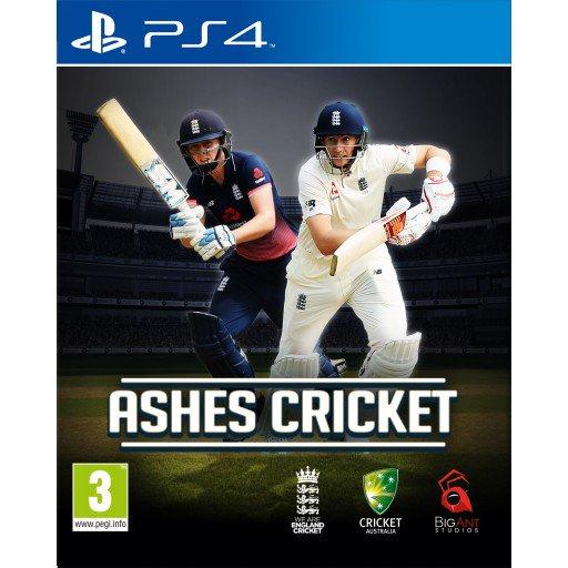 Ashes Cricket sur PS4 et Xbox One