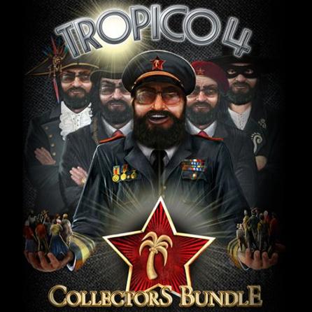 Jeu Tropico 4 Collector's Bundle sur PC (Dématérialisé - Steam)