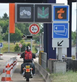 Péages autoroutiers gratuits ce week-end pour les motards