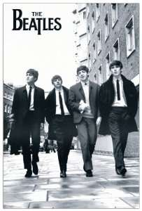 Cadre Artopweb Beatles 60X90 cm