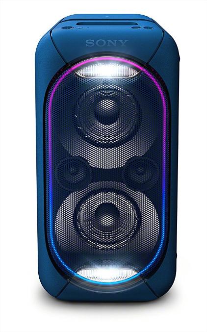Enceinte Bluetooth Sony GTK-XB60 - NFC, Plusieurs coloris