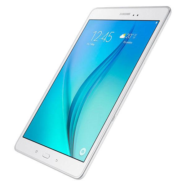 "Tablette 9,7"" Samsung Galaxy Tab A 16Go - Blanche (avec 40€ en ticket fidélité)"