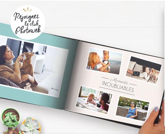 [Nouveaux Clients] Livre photo Prestige Paysage - 26 Pages (Frais de Livraison inclus)