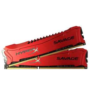 RAM Kingston HyperX Savage 8 Go (2 x 4 Go) DDR3 2133 MHz XMP CL11