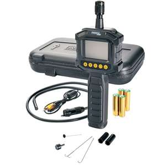 "Caméra d'inspection Powerfix - Ecran couleur 2.31"", IP67"