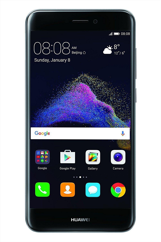 """Smartphone 5.2"""" Huawei P8 Lite 2017, 16 Go, marque Tim, noir (vendeur tiers)"""