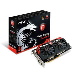 Carte graphique MSI Radeon R9 280X Gaming, 3 Go