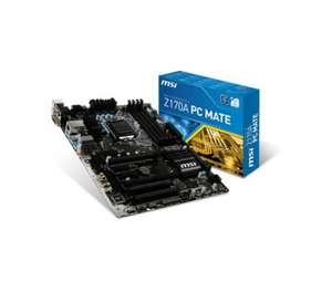 Carte mère MSI Z170-A PC Mate - Socket 1151
