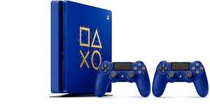 Console Sony PS4 Edition Days Of Play500 Go + 2ème manette + Call Of Duty Infinite Warfare
