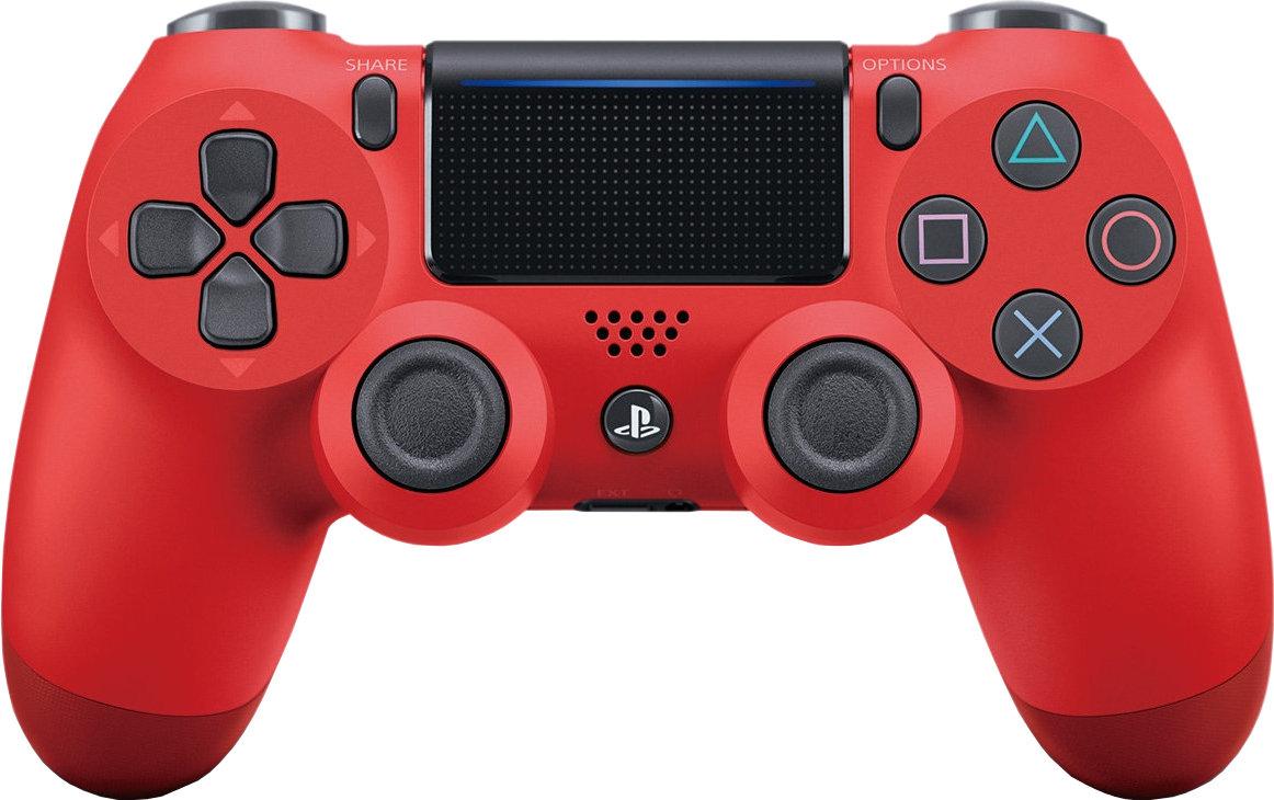 Sélection d'articles Sony PlayStation en promotion - Ex : manette de jeu DualShock 4 (V2) - blanc, bleu, noir ou rouge à 34.96€