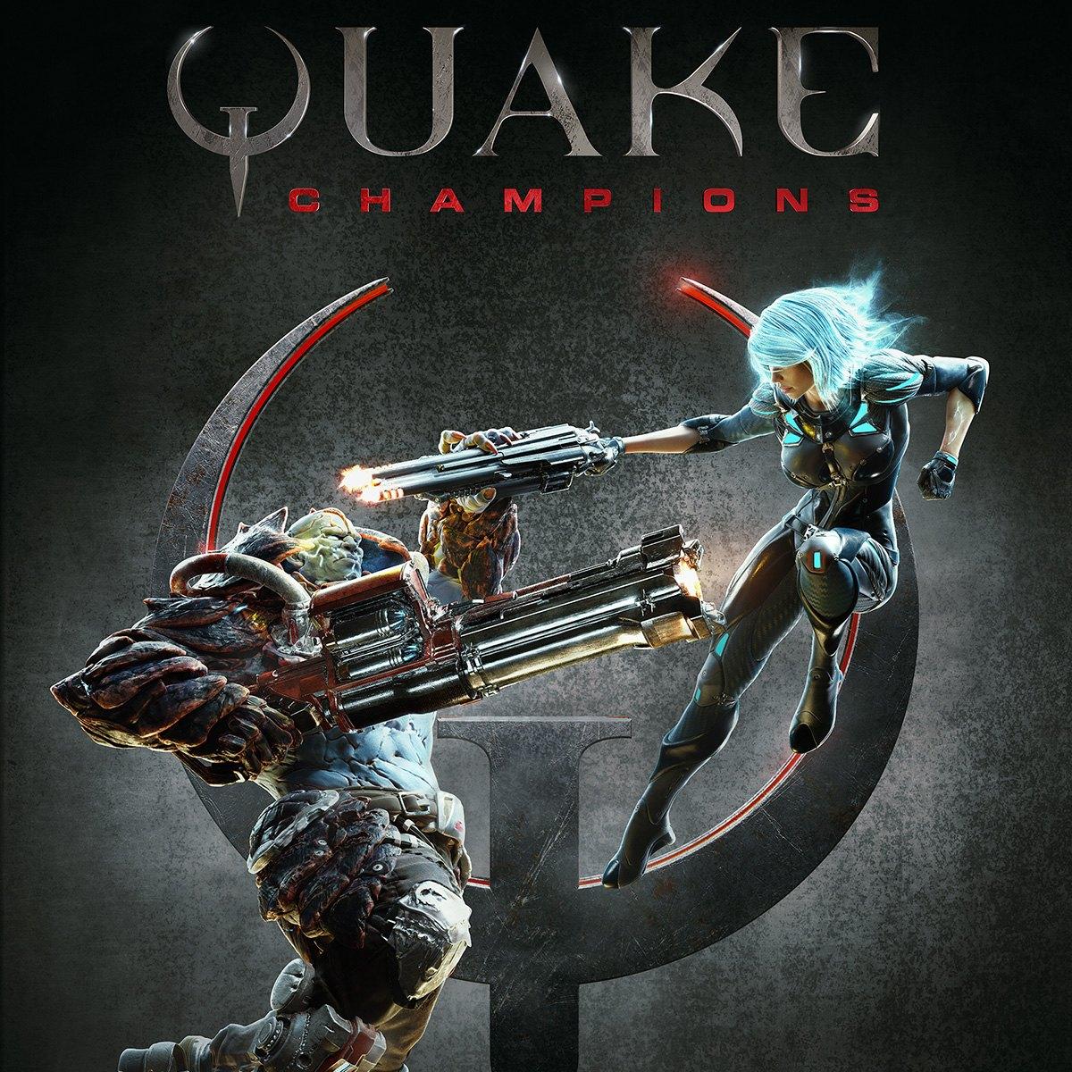 Quake Champions Gratuit sur PC (Dématérialisé)
