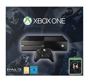 Pack Console Microsoft Xbox One + Jeu Halo The Master Chief Collection + le Jeu Ori