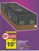 Lot de 8 paquets de 10 capsules L'Or Expresso (différentes variétés)