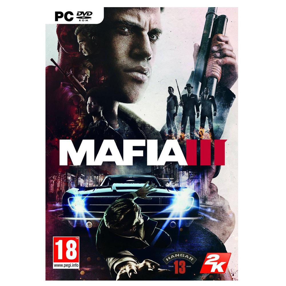 Mafia III sur PC (Frontaliers Suisses)