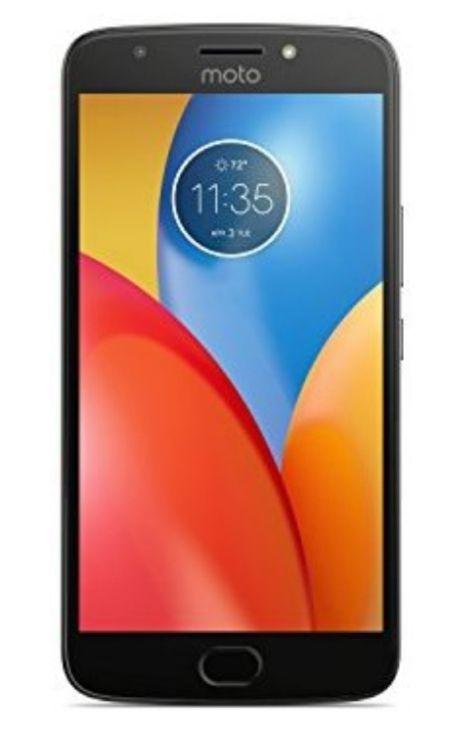 "SMartphone 5.5"" Motorola Moto E4 Plus"