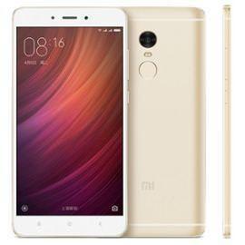 """Smartphone 5.5"""" Xiaomi Redmi Note 4 Global Version - 4G (Sans B20), Full HD, Snapdragon 625, RAM 3Go, 64Go - Or (Vendeur tiers - Expédié par Cdiscount)"""