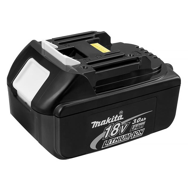 Batterie Makita BL1830B Li-Ion 18 V 3,0 Ah avec témoin