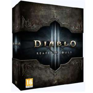 Coffret Diablo III : Reaper of Souls - Edition Collector sur PC & Mac