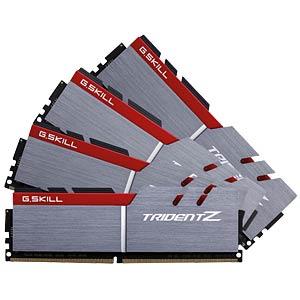 Kit de RAM DDR4 G.Skill Trident Z 32 Go (4c8 Go) - 3600 MHz, CL 17