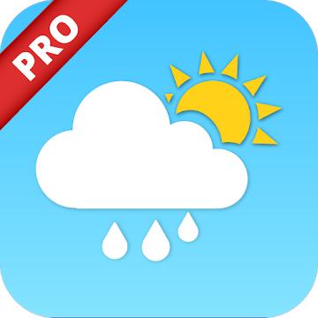 Application Weather Forecast Pro gratuite sur Android