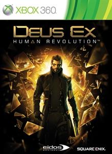 Deus Ex Human Revolution sur Xbox 360 (Dématérialisé - Rétrocompatible Xbox One)
