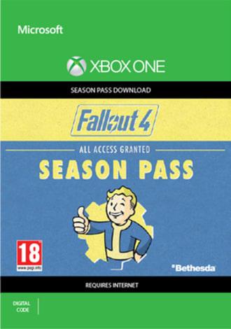 Season pass pour Fallout 4 sur Xbox One (dématérialisé)