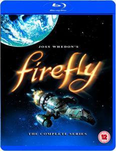 Coffret Blu-ray Firefly l'intégrale